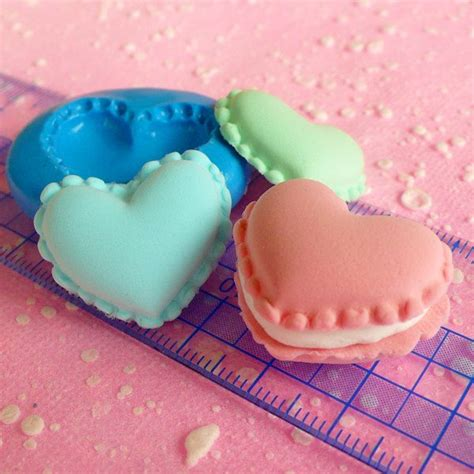 Pretty Pastel Set 6pcs 17 best images about kawaii cabochons on