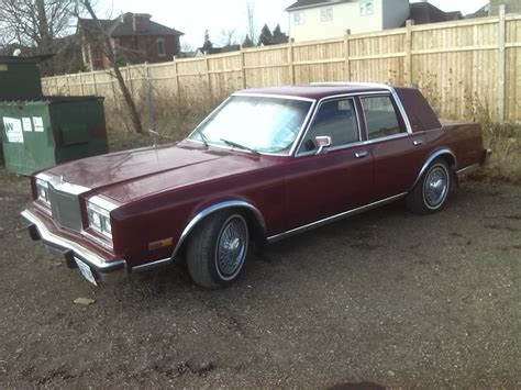 Chrysler Fifth Avenue 85 chrysler fifth avenue for sale mopar forums