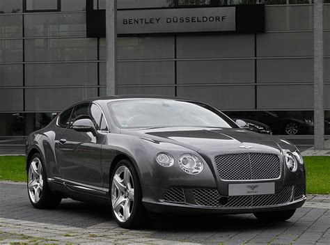 Continental Bentley File Bentley Continental Gt Ii Frontansicht 1 30