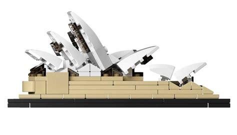 sydney opera house lego lego architecture brickstuctures lego building models
