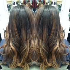 photos balayage highlights trend salon haircolor painting for your brown hairs