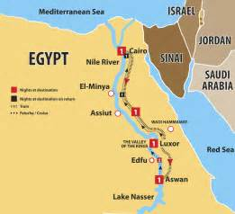 Nile River On World Map by Map Of Nile River Viewing Gallery