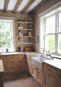 Country Ideas For Kitchen Natural Modern Interiors Country Kitchen Design Ideas