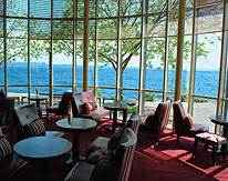 restaurant cuisine mol馗ulaire suisse beau rivage hotel neuchatel lakeside views in the