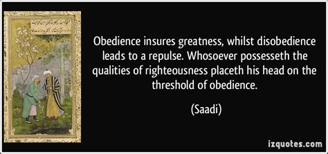 Quote Of The Day Saadi by Saadi Quotes Quotesgram