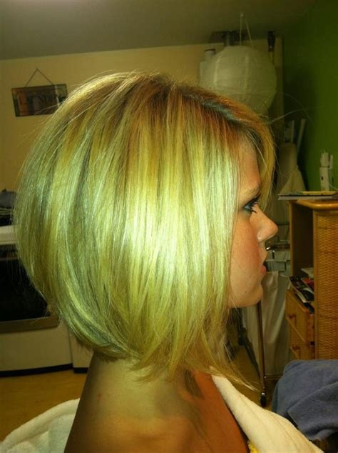 low stack bobs 17 best stacked bob hairstyles images on pinterest