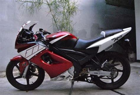Nap Gir Rr R Ori yamaha vixion merah fairing modifikasi oto trendz