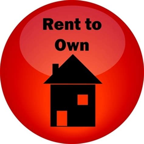 rent to own a creative and legitimate real estate