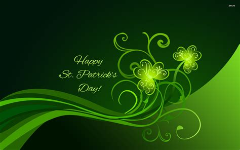 happy saint patrick s day wallpaper holiday wallpapers