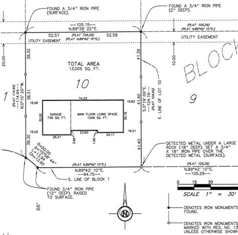 house plot plan exles ace fence and deck of central ohio