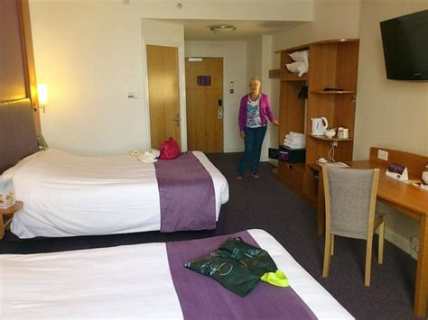 Premier Inn Family Room Beds by Twin Room Picture Of Premier Inn London County Hall