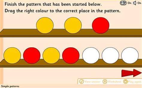 Pattern Games Iwb | pin by chris spolton on maths games pinterest