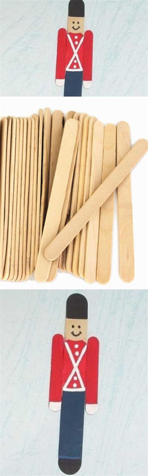 toy soldier craft for kids 16 diy popsicle sticks crafts for trollox