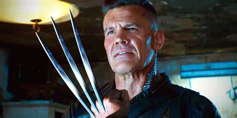deadpool 2 spoilers reddit deadpool 2 theory cable is actually wolverine