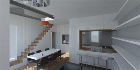 cuisine architecte d int駻ieur renovation d appartement 224 xiii