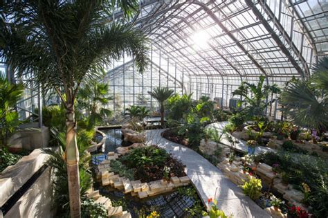 Omaha Gardens by Lauritzen Gardens Conservatory Is A Clear Winner Home