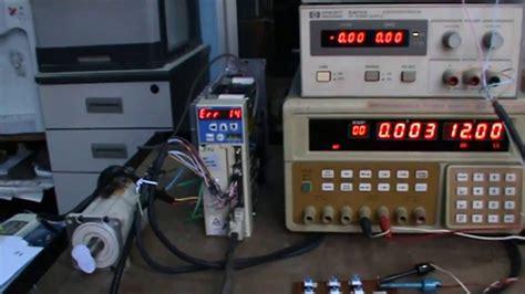 Ac Panasonic Batam panasonic minas ac servo motor driver msd repair error 14