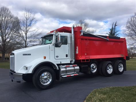 2015 kenworth trucks for sale 2015 kenworth t800 dump trucks for sale 40 used trucks