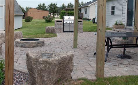 Patio Door Stop Brick Patio Steps Grill Enclosure And Pergola R Amp D