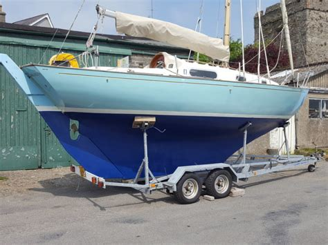 sail boat for sale uk contessa 26 classic offshore sailing yacht boat for sale