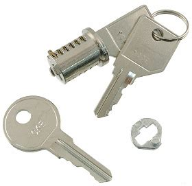 hon desk key replacement hon chrome lock core replacement kit easykeys com