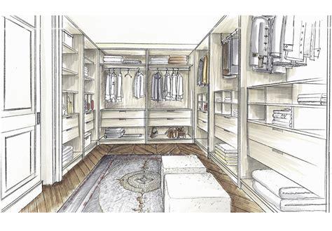 Ankleidezimmer Le by Un Dressing Ouvert Nolte M 246 Bel
