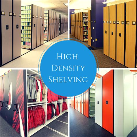 what is high density storage