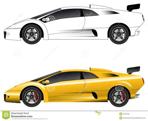 sports cars side view sports car clipart side view clipart panda free