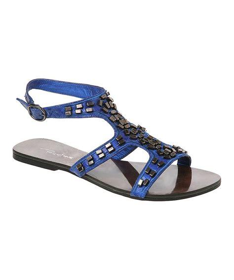 blue gladiator sandals blue jade gladiator sandal shoes