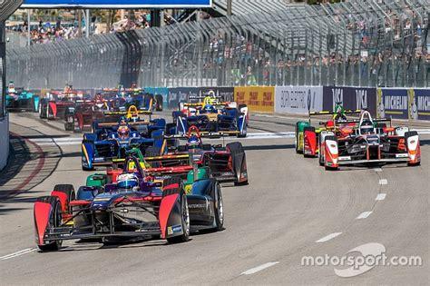 Formula E Calendrier New York And Montreal On Draft Formula E Calendar