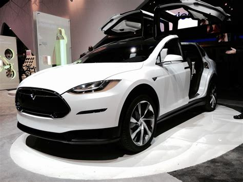 Fastest Tesla Car Tesla Model X New Fastest Suv In The World Fastestcars Org