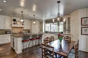 Country Kitchen White Cabinets 30 Beautiful White Kitchens Design Ideas Designing Idea