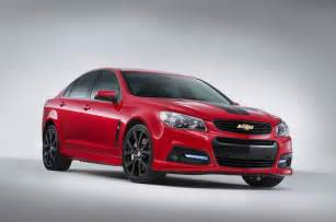 Chevrolet Chevy Ss 2015 Chevrolet Ss Sport Concept Sema 2014 Gm Authority