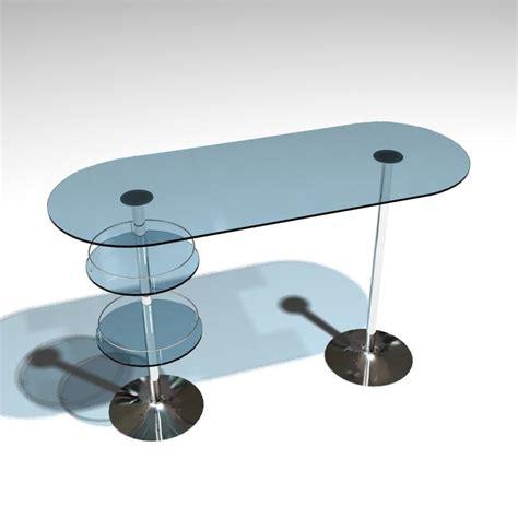 Vintage Bar Table Retro Bar Table 3d Model