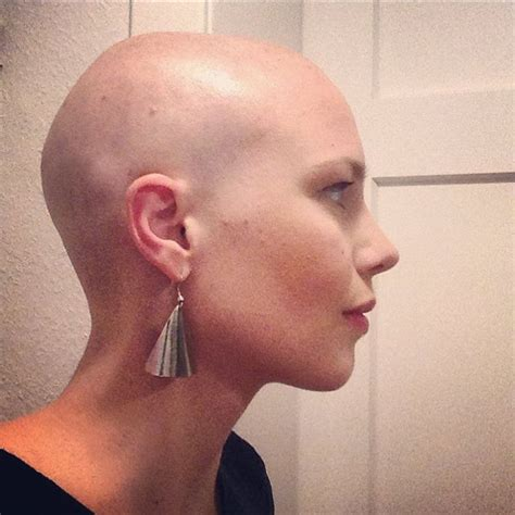 bald women head shave haircuts pin by headshaved girls on baldy pinterest bald girl