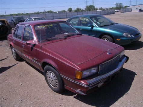 1988 Cadillac Cimarron 1988 Cadillac Cimarron Information And Photos Momentcar