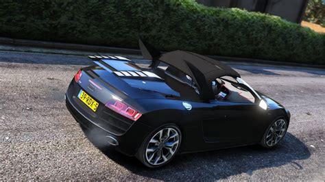 Gta 5 Audi R8 by Audi R8 Spyder Gta5 Mods