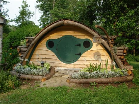 hobbit hole wooden wonders
