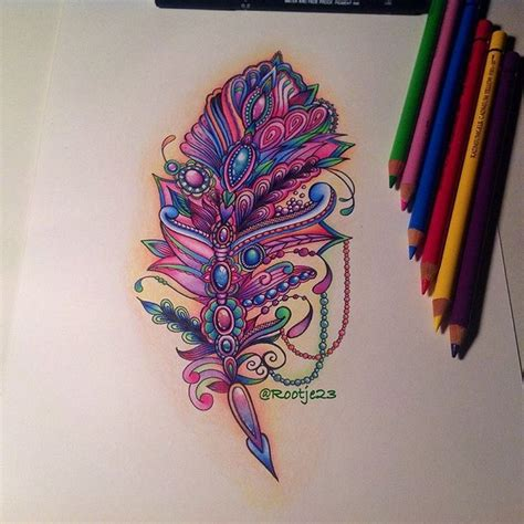 pen tattoo tutorial pin by carolina pinheiro on art zentangle pinterest