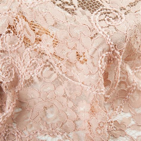 embroidered fabrics 127cm width beaded lace fabric for sewing