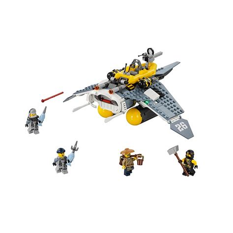 Lego 70609 Manta Bomber Ninjago look at the lego ninjago sets