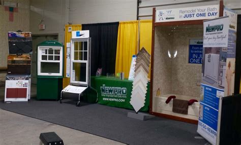 newpro exhibiting at the western mass home show newpro