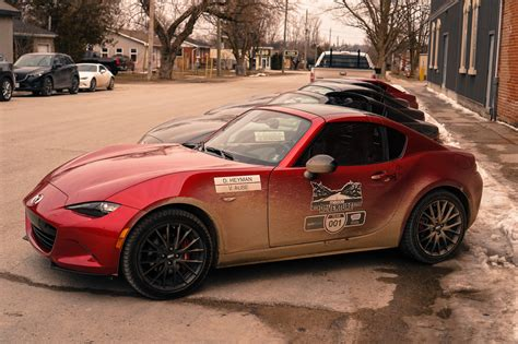 mazda event event 2017 mazda adventure rally canadian auto review