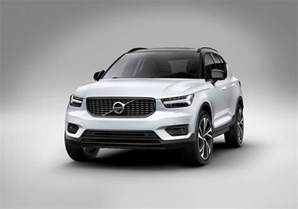 Volvo Xc40 2018 Volvo Xc40 T5 Awd Momentum Starting At 35 200