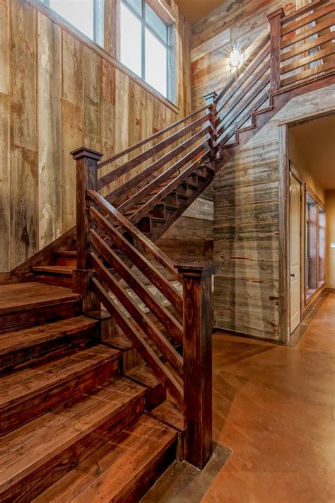 wooden stair case photos hgtv
