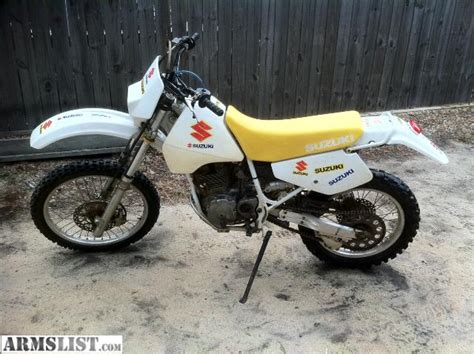 armslist for sale 1992 suzuki dr 250 drt bike 4 stroke