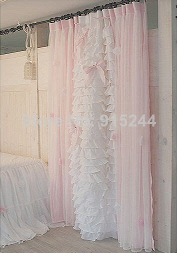 aliexpress com buy princess white pink curtain lace pin by princess li on luxury bedding pink white pinterest
