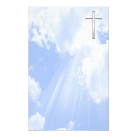 printable religious stationery christian stationary stationery zazzle