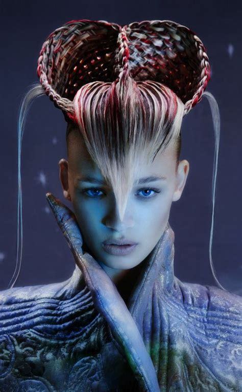 cool avant garde short blonde hairstyles 78 best images about avant garde on pinterest stylists