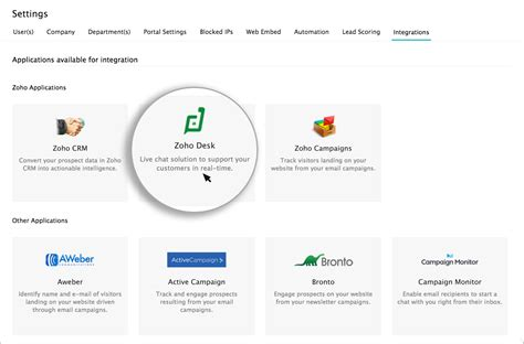zoho desk customer portal customer support interaction in real time through zoho desk
